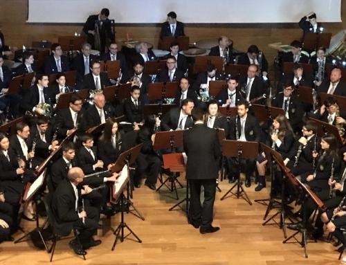 "La Banda Sinfónica de la ""Santa Cecilia"" de Cullera interpretó ""Alalimón"""