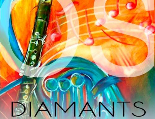 Estreno de «DIAMANTS» una fantasía para clarinete y banda