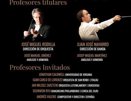 """Clases de Armonía y Análisis en la Academia """"Diesis"""" de Godelleta"""