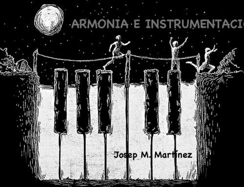 Curso de Armonía e Instrumentación